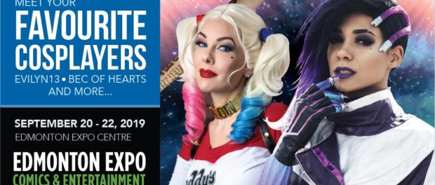Edmonton Comic Expo 2019